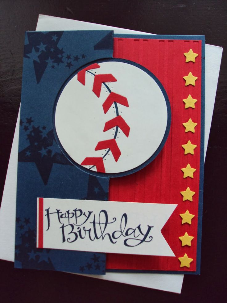 Birthday Card Ideas Stampin Up Thinlit Circle Card Batter