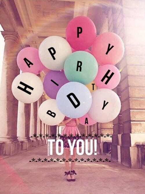 Description Happy Birthday To You Greeting Balloons