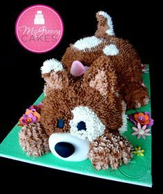 Tremendous Birthday Cakes Animal Shaped Cakes Chowist Image Results Personalised Birthday Cards Sponlily Jamesorg