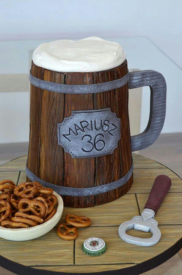 Strange Birthday Cakes Beer Cake Yesbirthday Home Of Birthday Wishes Funny Birthday Cards Online Sheoxdamsfinfo
