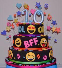 Awesome Birthday Cakes Dakotas 10Th Birthday Cake By Kel080 Funny Birthday Cards Online Inifodamsfinfo