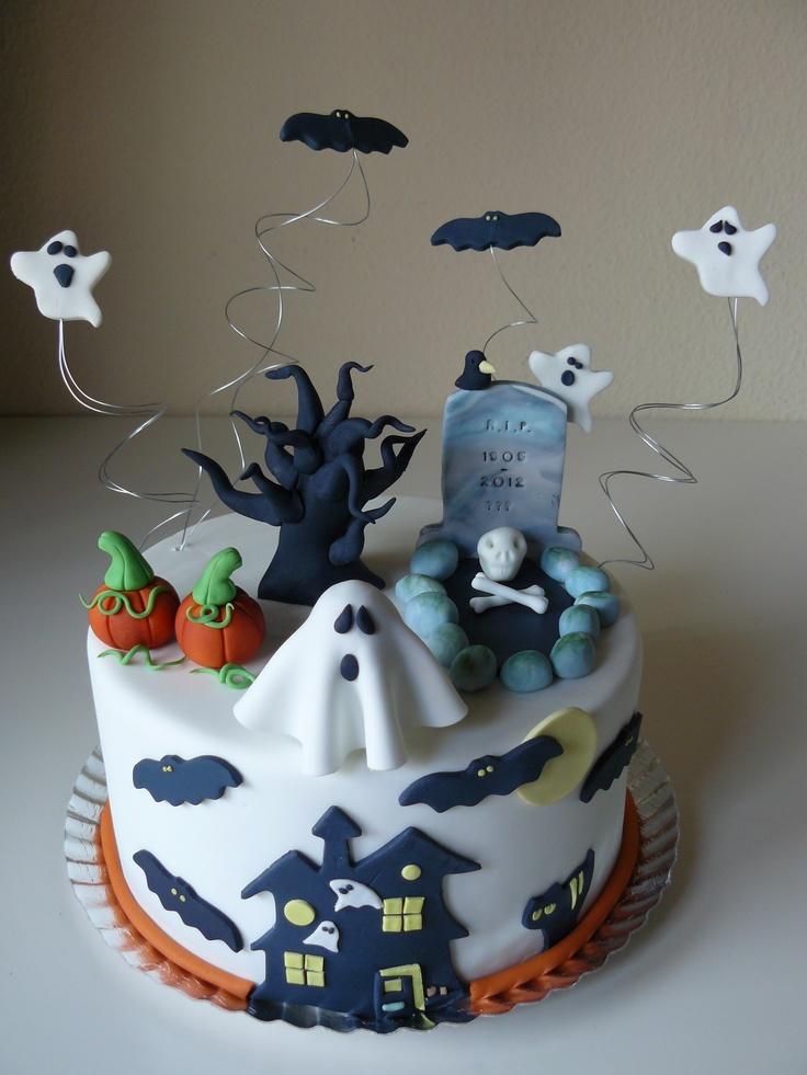 Astounding Birthday Cakes Halloween Cake Yesbirthday Home Of Birthday Funny Birthday Cards Online Elaedamsfinfo