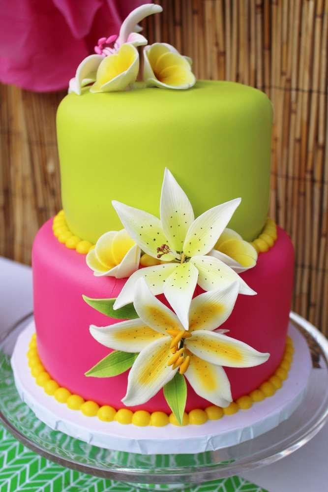 Prime Birthday Cakes Hawaii Birthday Party Ideas Yesbirthday Home Funny Birthday Cards Online Inifofree Goldxyz
