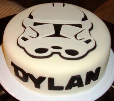 Astounding Birthday Cakes Image Result For Stormtrooper Birthday Cake Personalised Birthday Cards Paralily Jamesorg
