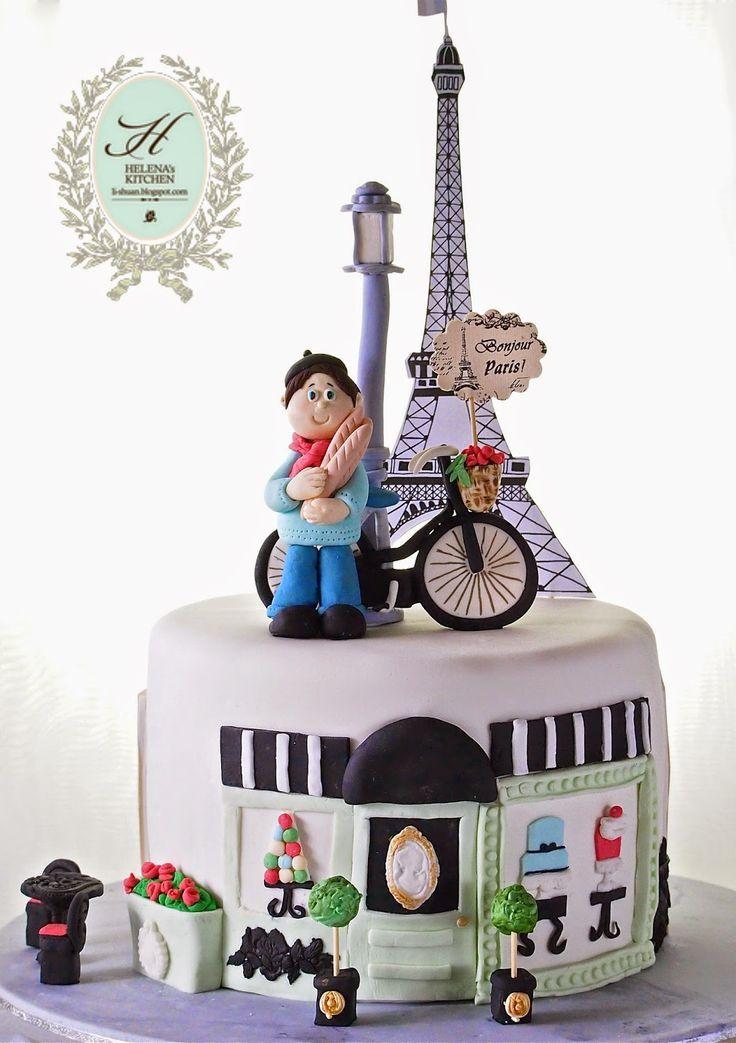 Prime Birthday Cakes Paris Cake Yesbirthday Home Of Birthday Funny Birthday Cards Online Alyptdamsfinfo