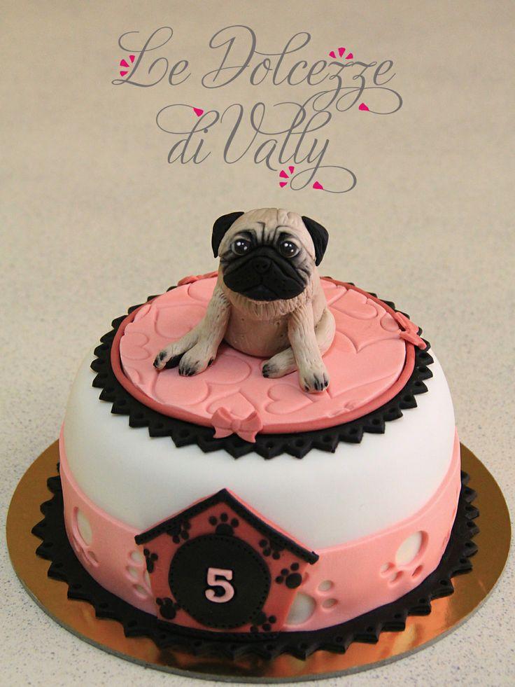 Birthday Cakes : Pug Cake | YesBirthday - Home of Birthday wishes ...