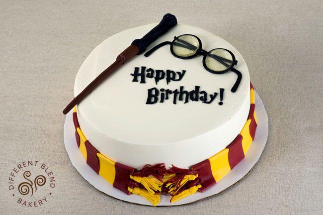 Description Cake Harry Potter