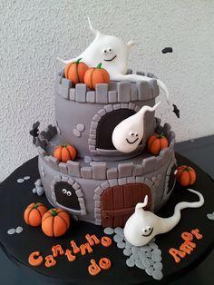 Birthday Cakes Designer Halloween Google Search