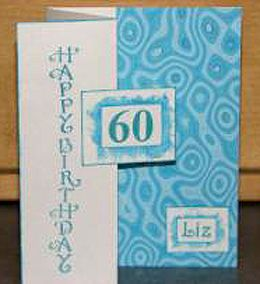Sensational Birthday Card Ideas 60Th Birthday Card Making Idea Yesbirthday Personalised Birthday Cards Rectzonderlifede