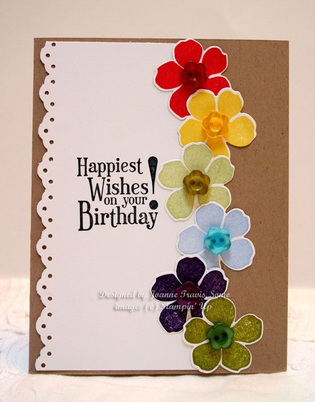 Description Sleepy In Seattle Flower Rainbow TAGS Birthday Card Images