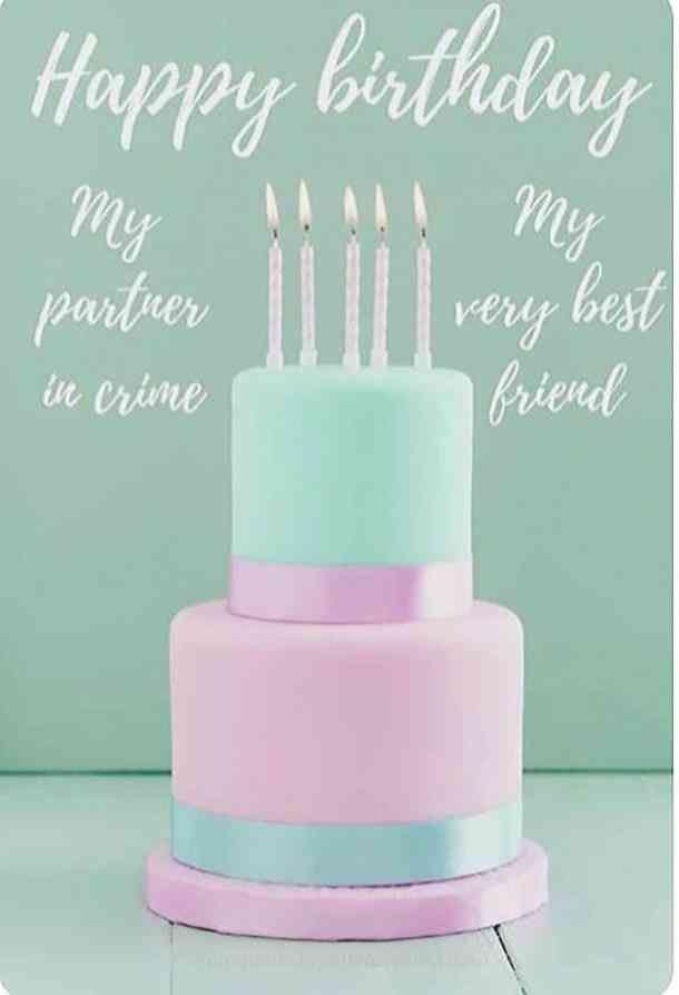 Birthday Quotes Birthday Quotes Happy Birthday My Partner In