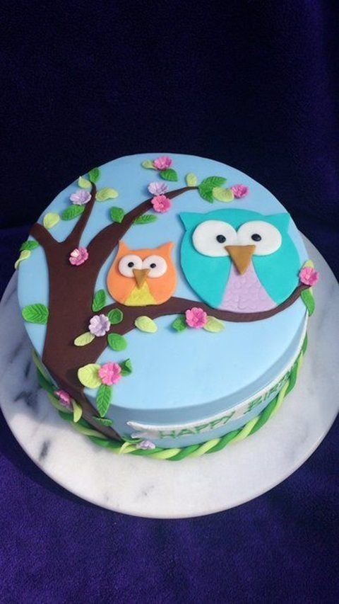 Remarkable Birthday Cakes 15 Most Amazing Owl Birthday Cakes Yesbirthday Funny Birthday Cards Online Elaedamsfinfo