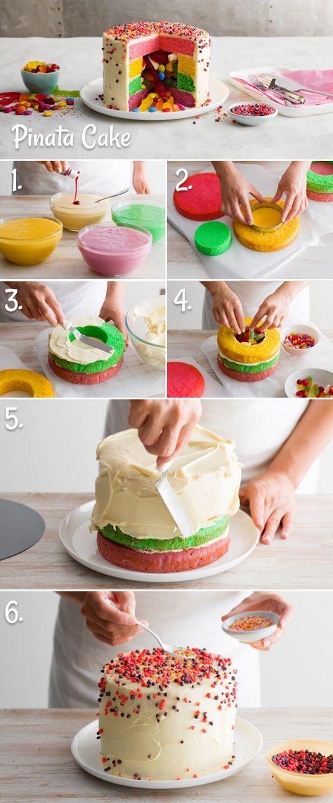 Description A Glorious 4 Layer Cake