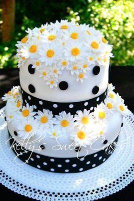 Remarkable Birthday Cakes Daisy Cake Yesbirthday Home Of Birthday Funny Birthday Cards Online Elaedamsfinfo