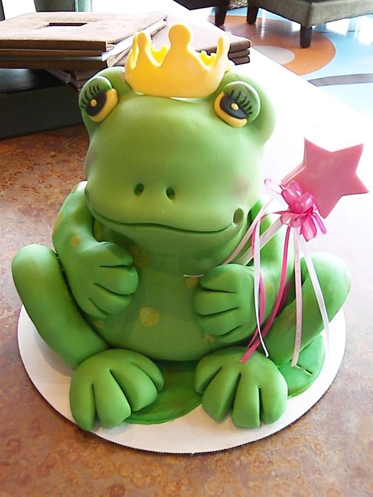 Awesome Birthday Cakes Frog Cakes Personality Truly Comes Out In These Personalised Birthday Cards Epsylily Jamesorg
