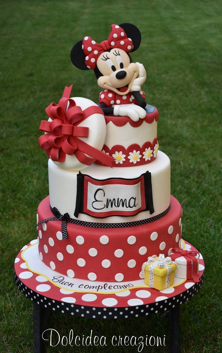 Strange Birthday Cakes Minnie Mouse Yesbirthday Home Of Birthday Birthday Cards Printable Inklcafe Filternl