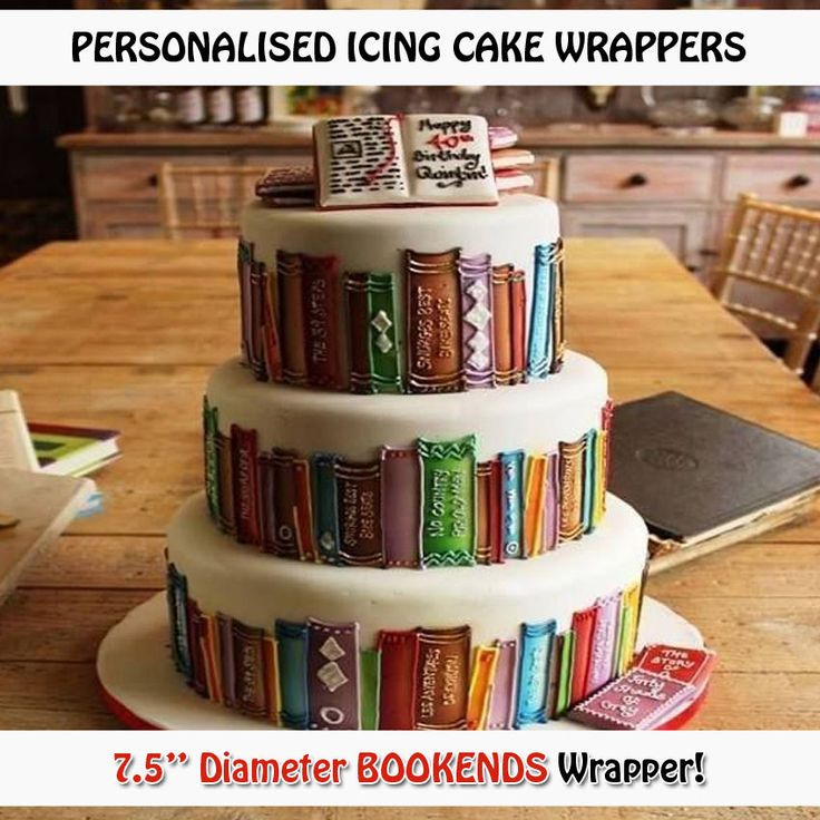 Superb Birthday Cakes Personalised Edible Icing Cake Wrapper Toppers Funny Birthday Cards Online Alyptdamsfinfo