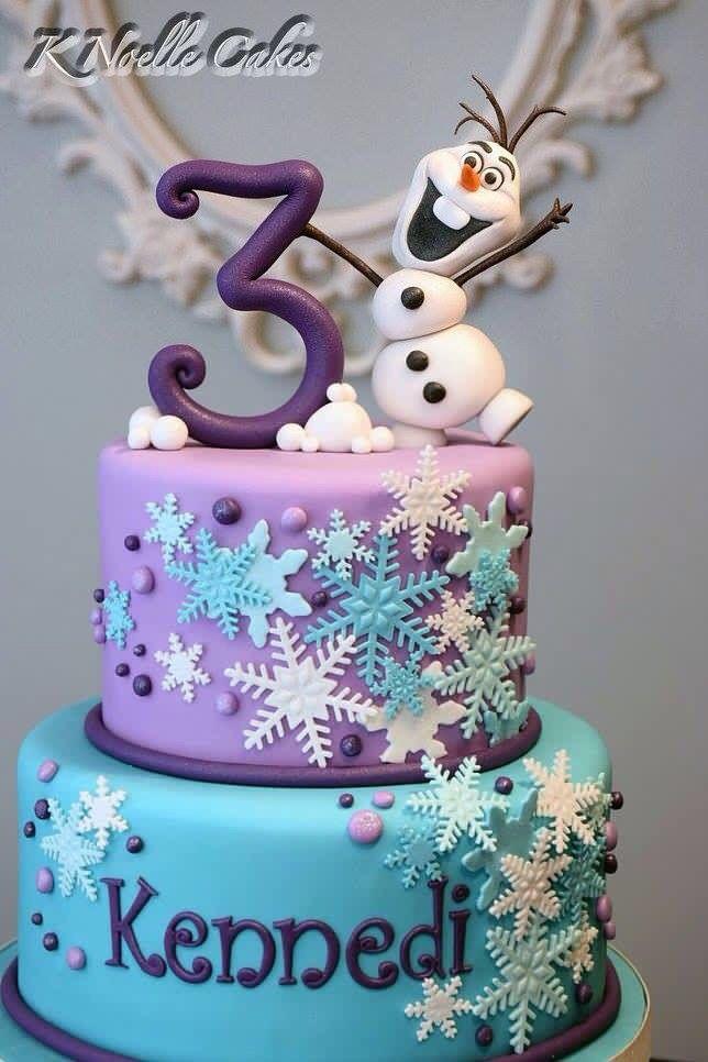 Swell Birthday Cakes Pastel De Olaf Frozen Yesbirthday Home Of Personalised Birthday Cards Sponlily Jamesorg