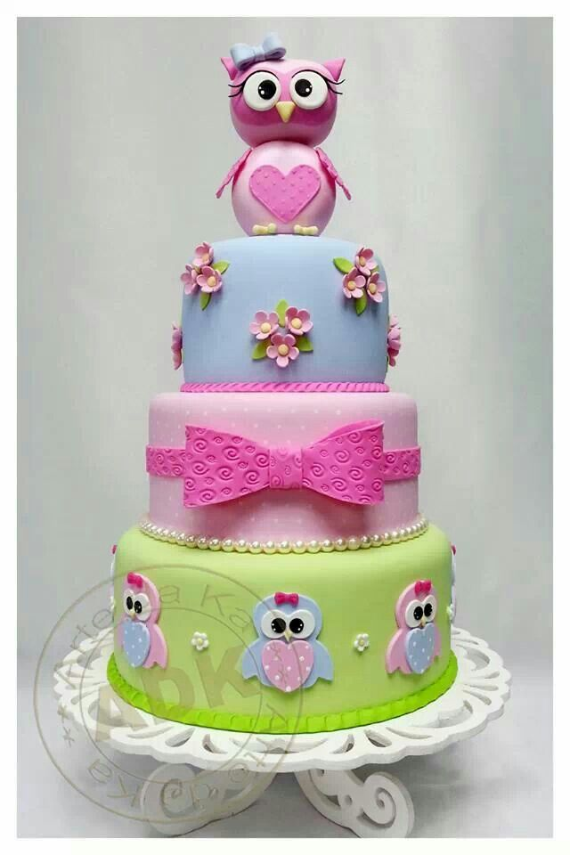 Birthday Cakes Perfect For The Little Princess In Your Life