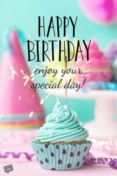 Birthday Quotes : Birthday Quotes : Happy Birthday. Enjoy ...