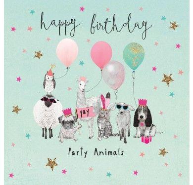 Birthday Quotes Happy Birthday Party Animals Yesbirthday Home Of Birthday Wishes Inspiration