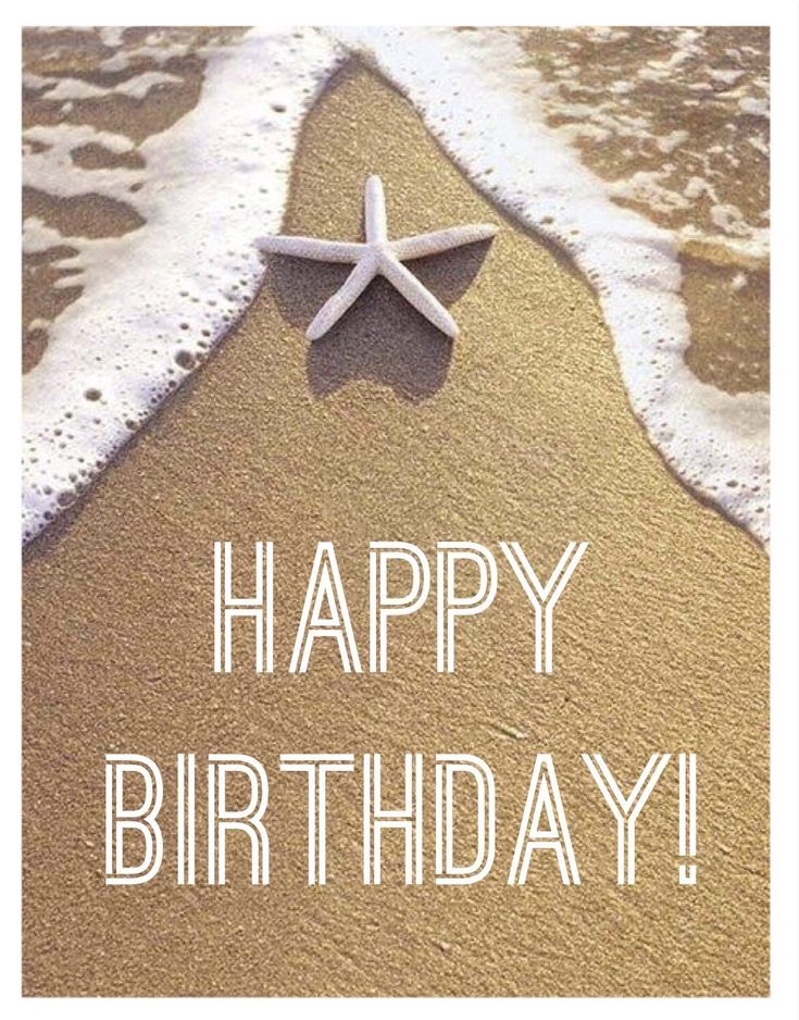 Birthday Quotes : Ocean! | YesBirthday - Home of Birthday ...