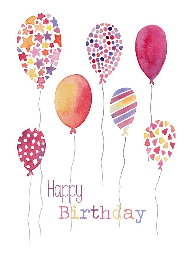 Birthday Quotes : birthday-balloons-pink.jpg 643×900 pixeles ...