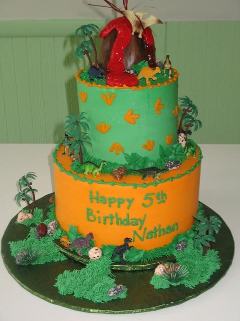 Excellent Birthday Cakes Dinosaur Cake Yesbirthday Home Of Birthday Funny Birthday Cards Online Eattedamsfinfo