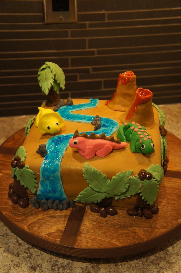 Astonishing Birthday Cakes Dinosaur Cake Yesbirthday Home Of Birthday Funny Birthday Cards Online Eattedamsfinfo