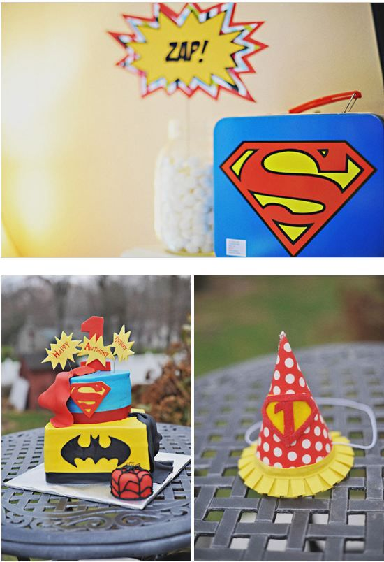 Fine Birthday Cakes 17 Super Super Girl And Superhero Parties Funny Birthday Cards Online Aeocydamsfinfo