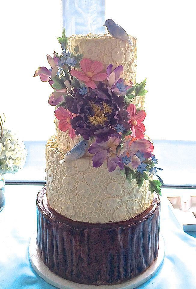 Strange Birthday Cakes 40 Chic Sophisticated Wedding Cakes Yesbirthday Funny Birthday Cards Online Alyptdamsfinfo