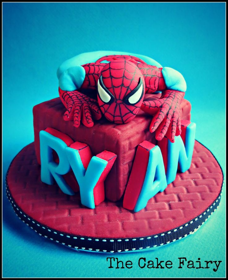 Super Birthday Cakes Artsy Craftsy Me Spiderman And Avengers Themed Funny Birthday Cards Online Inifofree Goldxyz