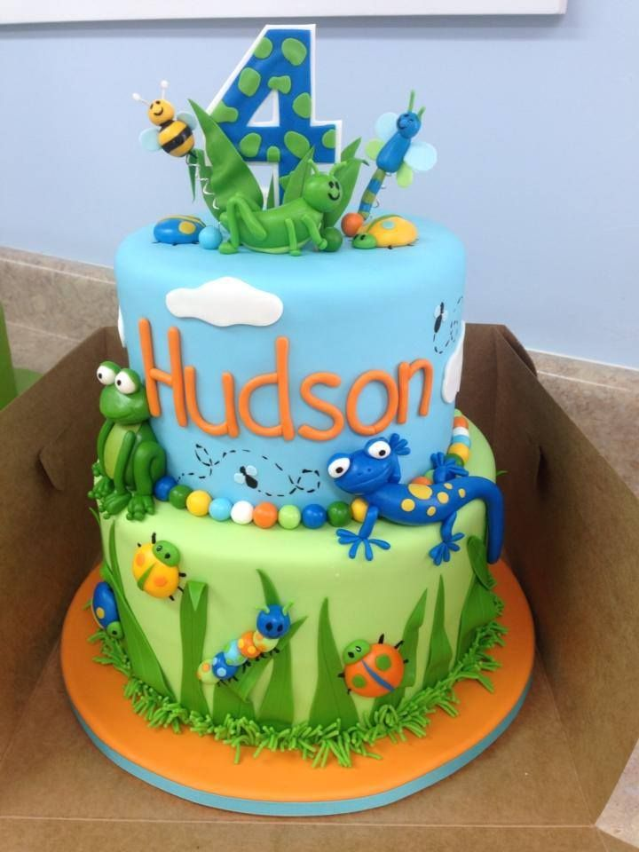 Pleasing Birthday Cakes Bug Cake Yesbirthday Home Of Birthday Wishes Funny Birthday Cards Online Overcheapnameinfo