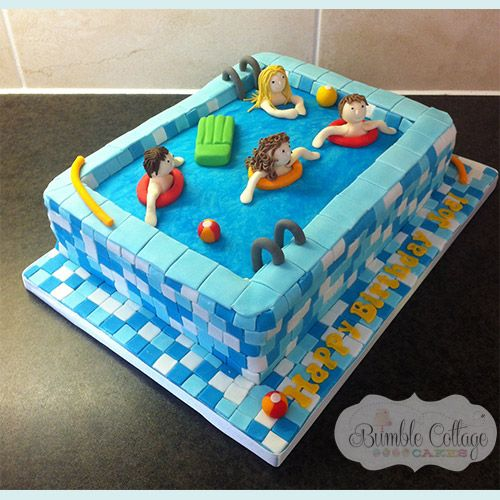 Birthday Cakes : Bumble Cottage Cakes Gallery Of Childrens