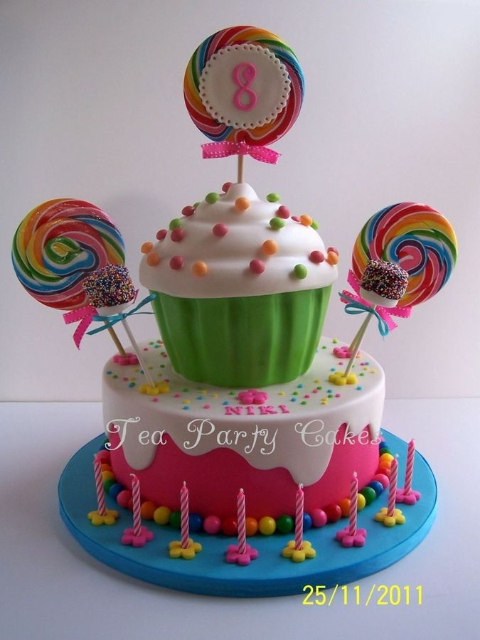 Admirable Birthday Cakes Candy Cake Site Has A Lot Of Cute Cake Ideas Funny Birthday Cards Online Bapapcheapnameinfo