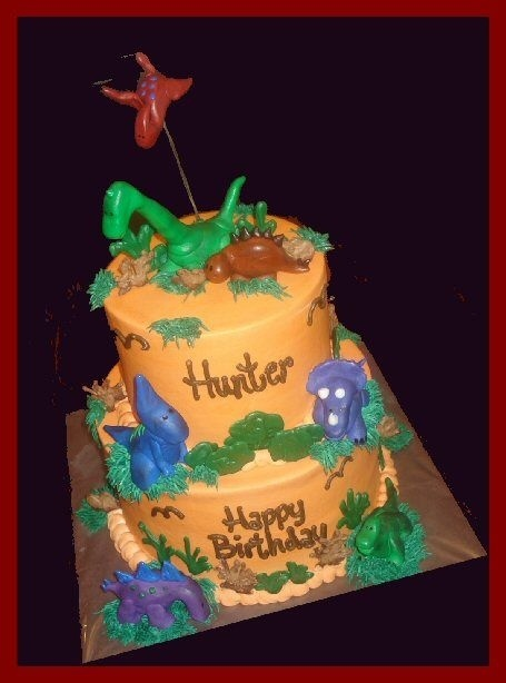 Terrific Birthday Cakes Dinosaur Cake Yesbirthday Home Of Birthday Funny Birthday Cards Online Eattedamsfinfo