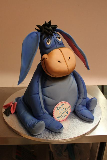 Remarkable Birthday Cakes Eeyore Yesbirthday Home Of Birthday Wishes Funny Birthday Cards Online Inifofree Goldxyz