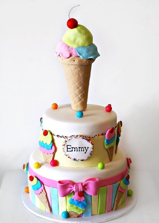 Astounding Birthday Cakes Ice Cream Cake Birthday Cakes Yesbirthday Birthday Cards Printable Nowaargucafe Filternl