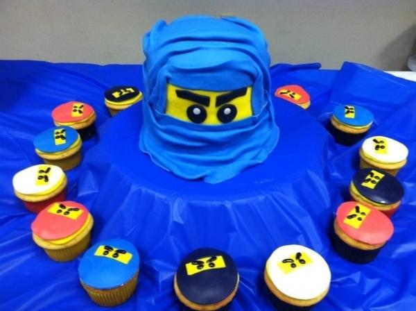 Birthday Cakes : Lego Ninjago Birthday | YesBirthday - Home