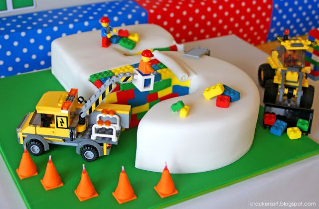 Marvelous Birthday Cakes Lego Themed 5Th Birthday Party Planning Ideas Funny Birthday Cards Online Barepcheapnameinfo
