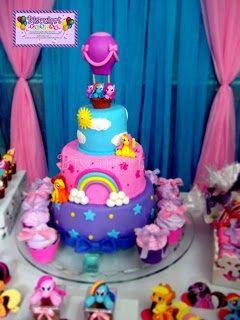 Pleasing Birthday Cakes My Little Pony Birthday Cake Yesbirthday Funny Birthday Cards Online Ioscodamsfinfo