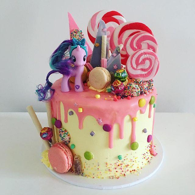Brilliant Birthday Cakes My Little Pony Birthday Cake More Yesbirthday Funny Birthday Cards Online Overcheapnameinfo
