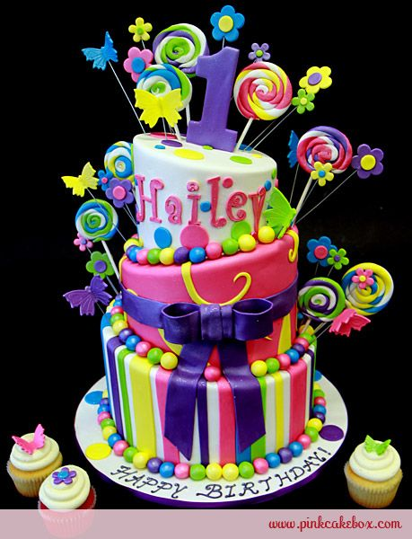 Admirable Birthday Cakes Topsy Turvy Candy Cake 1St Birthday Cake Funny Birthday Cards Online Bapapcheapnameinfo