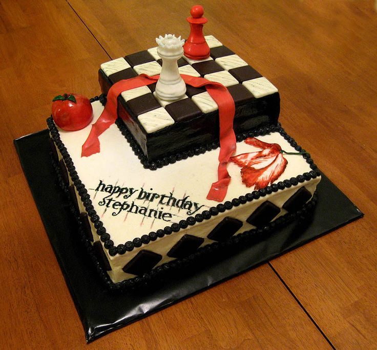 Enjoyable Birthday Cakes Twilight Cake Made By Caked Yesbirthday Funny Birthday Cards Online Overcheapnameinfo