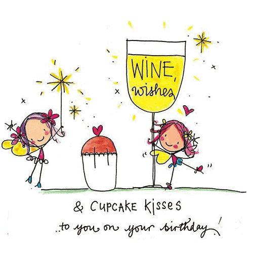 Funny Birthday Quotes Wine Manny Quote