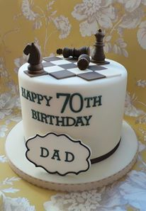 Tremendous Birthday Cakes Amelies Kitchen Mini Chessboard Cake Love The Funny Birthday Cards Online Overcheapnameinfo