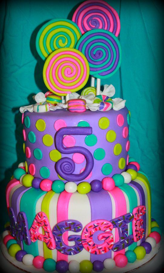 Amazing Birthday Cakes Candy Cake Childrens Birthday Cakes Funny Birthday Cards Online Alyptdamsfinfo