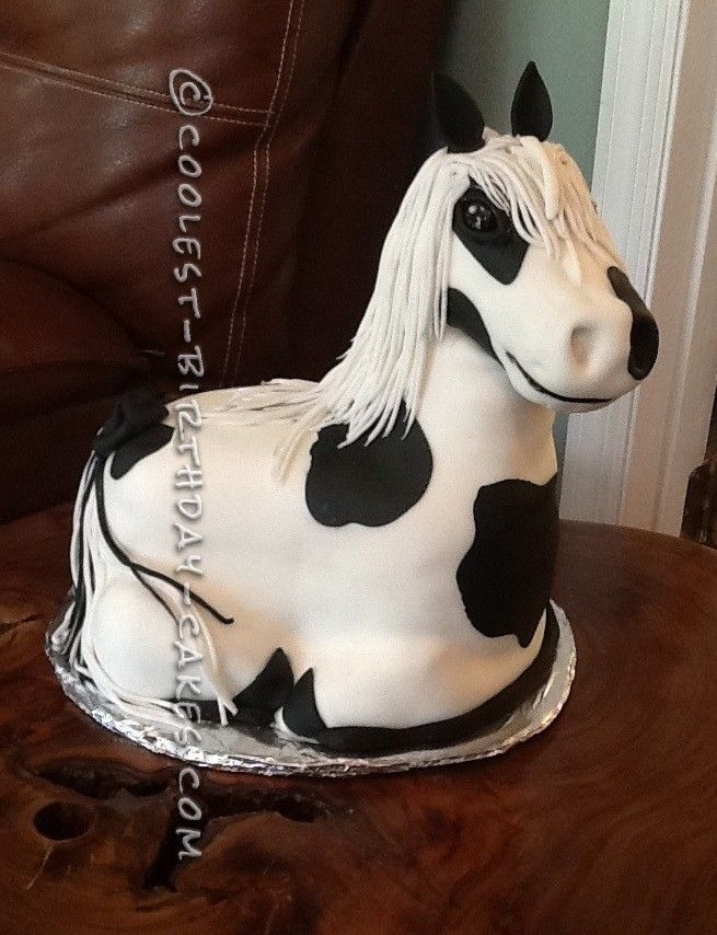 Pleasant Birthday Cakes Coolest Horse Birthday Cake Ever Yesbirthday Funny Birthday Cards Online Alyptdamsfinfo
