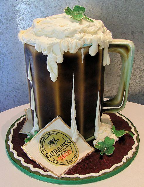 Outstanding Birthday Cakes Guinness Cake Yesbirthday Home Of Birthday Birthday Cards Printable Benkemecafe Filternl