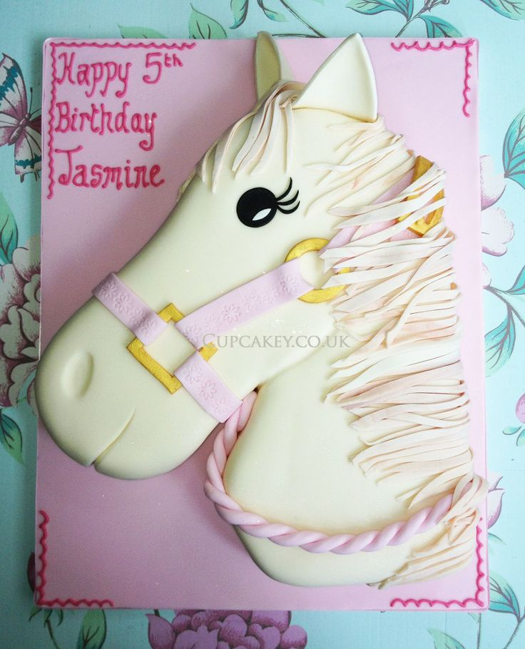 Pleasant Birthday Cakes Horse Cake Like T Yesbirthday Home Of Funny Birthday Cards Online Necthendildamsfinfo
